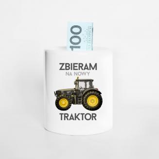 Zbieram na nowy traktor -...