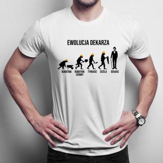 Ewolucja dekarza - męska...