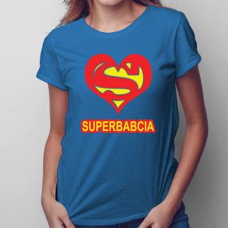 Super babcia - damska...