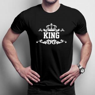 King - męska koszulka na...