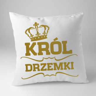 Król drzemki - poduszka na...