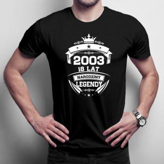 2003 Narodziny legendy 18...