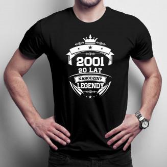 2001 Narodziny legendy 20...