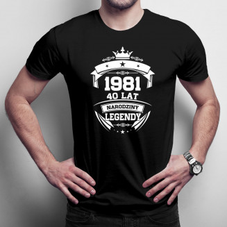 1981 Narodziny legendy 40...