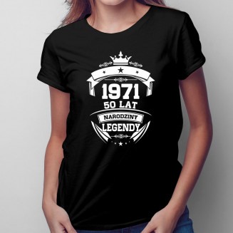 1971 Narodziny legendy 50...