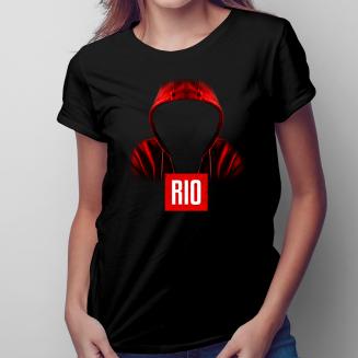 Rio - damska koszulka na...