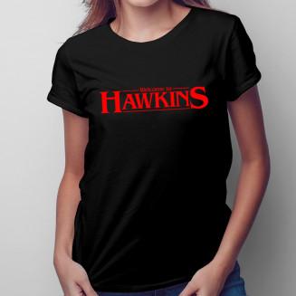 Welcome to Hawkins - damska...