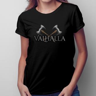 Valhalla - damska koszulka...