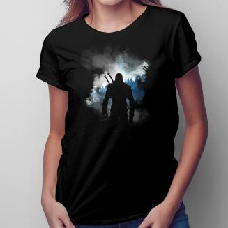 Geralt - damska koszulka na...