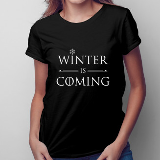 Winter is coming - damska...