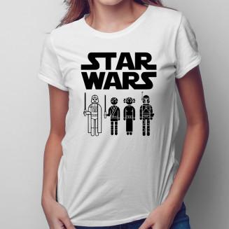 Star Wars - damska koszulka...