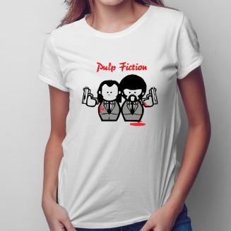Pulp Fiction Cartoon -...