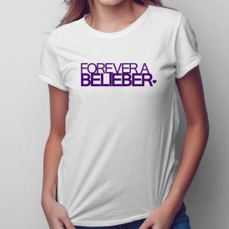 Forever a Belieber - damska...
