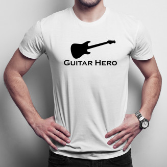 Guitar Hero - męska...
