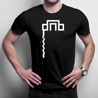DNB - męska koszulka na...