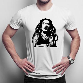 Bob Marley - męska koszulka...