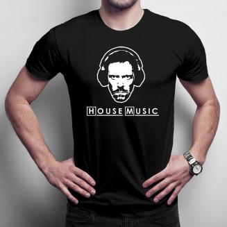(Dr) House Music - męska...