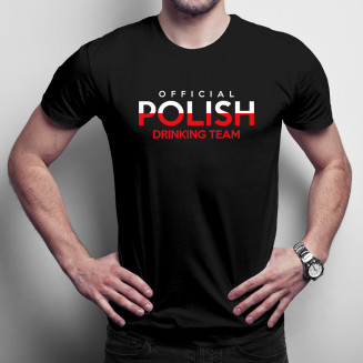 Official polish drinking...