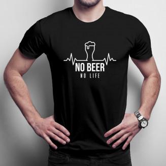 No beer no life - męska...