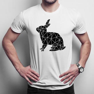 Geometric Bunny - męska...