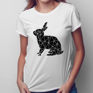 Geometric Bunny - damska...