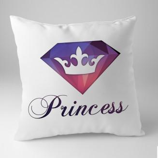 Princess - poduszka na prezent
