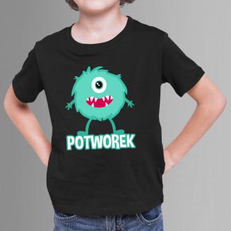 Potworek - koszulka...