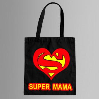 Super mama - torba na prezent