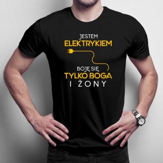 Jestem elektrykiem - boję...