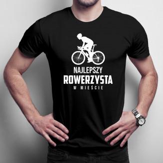 Najlepszy rowerzysta w...