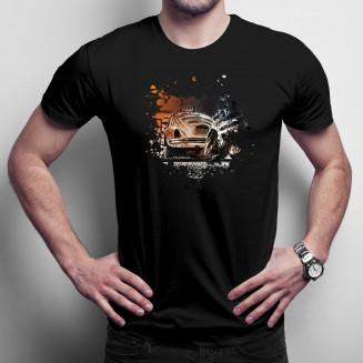 Mechanik - męska koszulka...