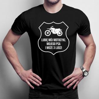 Lubię mój motocykl, mojego...