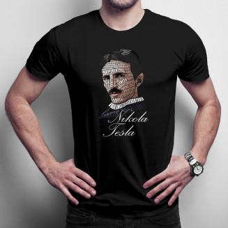 Nikola Tesla - męska...