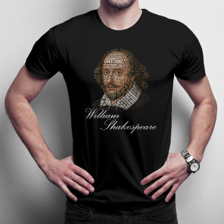 William Shakespeare - męska...