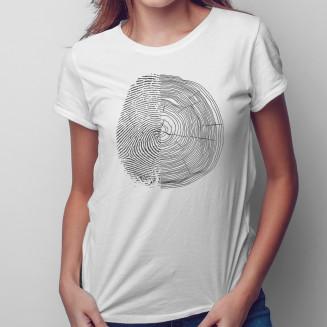 Natura v1 - damska koszulka...