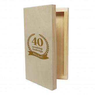 40 urodziny - sto lat! -...
