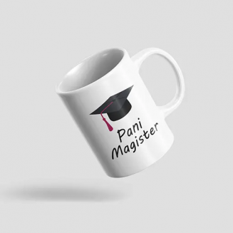 Pani magister - kubek na...