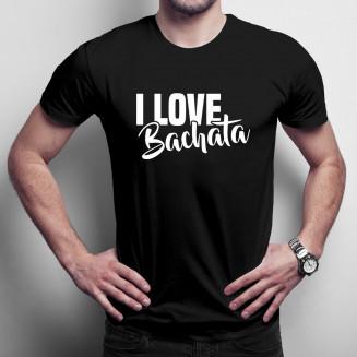 I love bachata - męska...